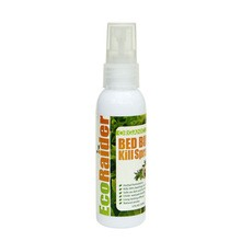 EcoRaider All Natural Bed Bug Killer Travel Spray (2 oz)